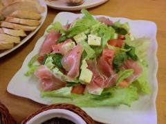 カプレーゼ風サラダ