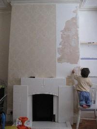 hirotan  and wall