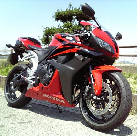 CBR600RR(EUR仕様)