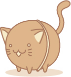 ベビーカステラ猫@ユキ***