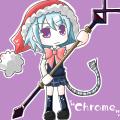 """くろろん(""""Chrome〟)"""