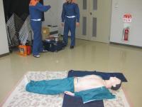 救急講習会
