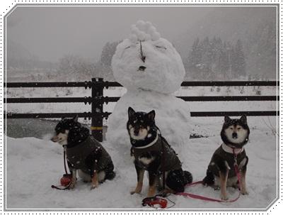 雪遊び090