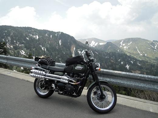 草津バイク
