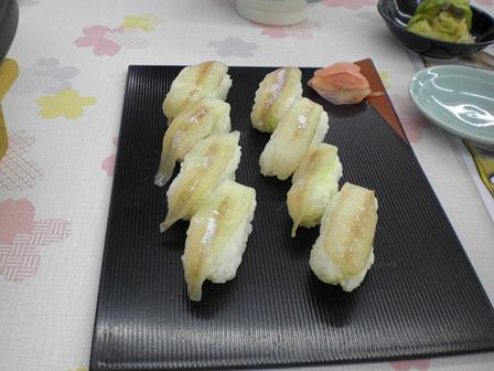 CIMG0483ししゃも寿司