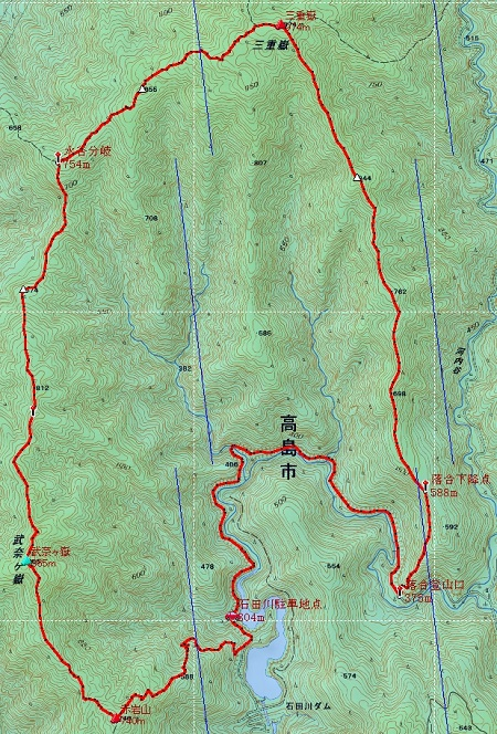 20140928三重嶽地図