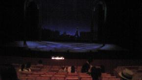 「絹の靴下」ステージ