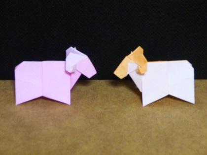 折り紙の 折り紙 羊 簡単 : kyouryuuorigami.blog.fc2.com