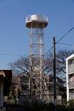 神奈川県営柏尾団地給水塔サムネイル
