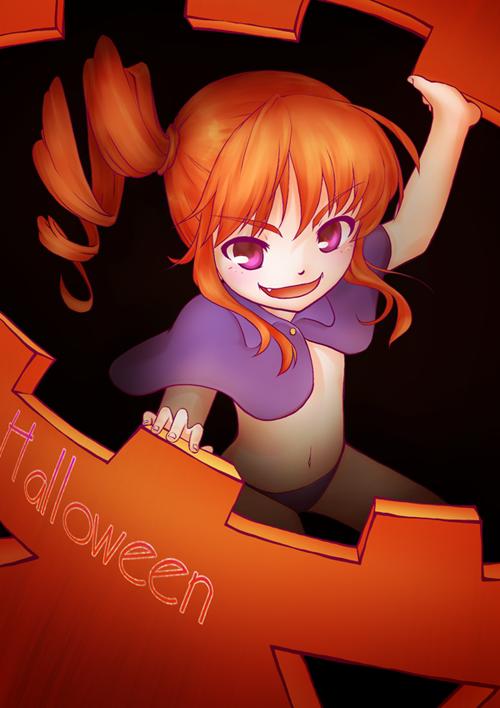 ハロウィーン001