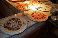 マリノのデザートピザ