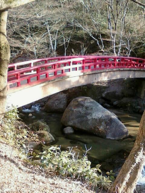 赤い橋山形