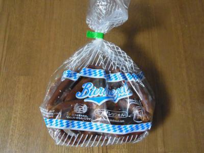 ベッカライリンデ(ビアプレッツェル5個入¥630)