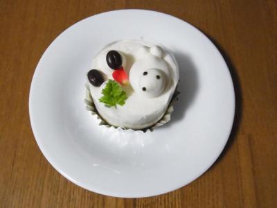おかしの樹(レアチーズケーキ¥310)