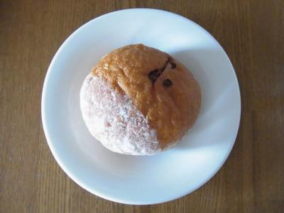 Terra donut(豆乳クリーム¥168)