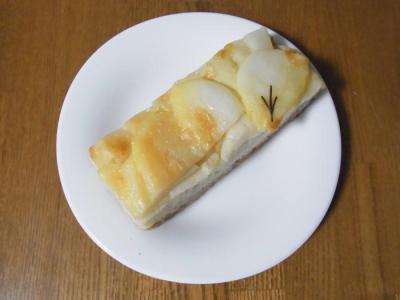 DEAN&DELUCA HOME KITCHEN(じゃがいものフォカッチャ¥130)