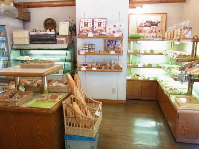 せたパン(店内2)