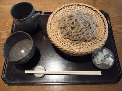 玄そば 東風(田舎¥850)