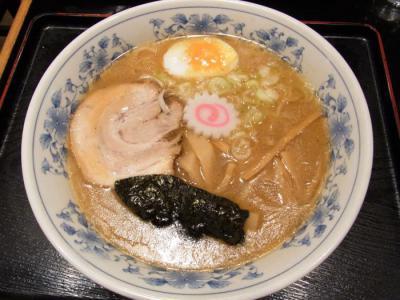 五反田 大勝軒(ラーメン並¥680)