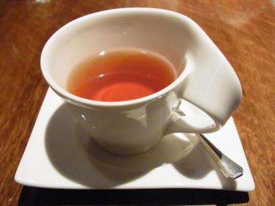 Buon Grado(セットの紅茶)