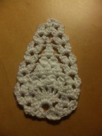 パイナップルパターン100-003 8cm