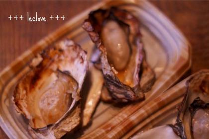 やっぱり焼き牡蠣