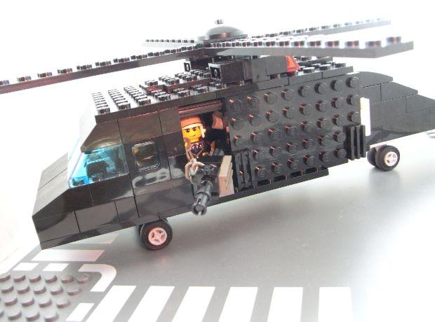 輸送ヘリ4