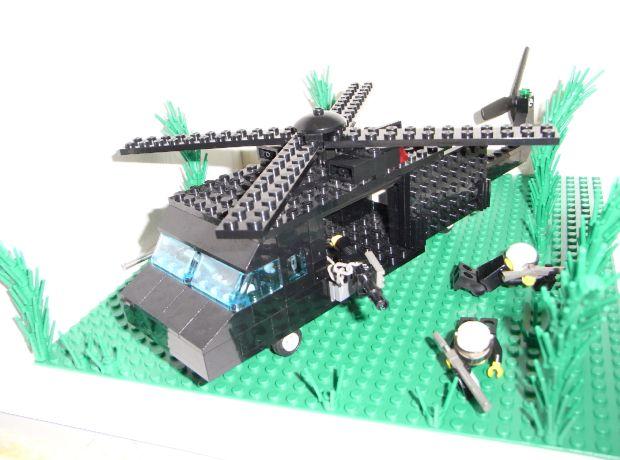 輸送ヘリ6