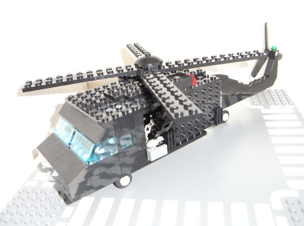 輸送ヘリ1