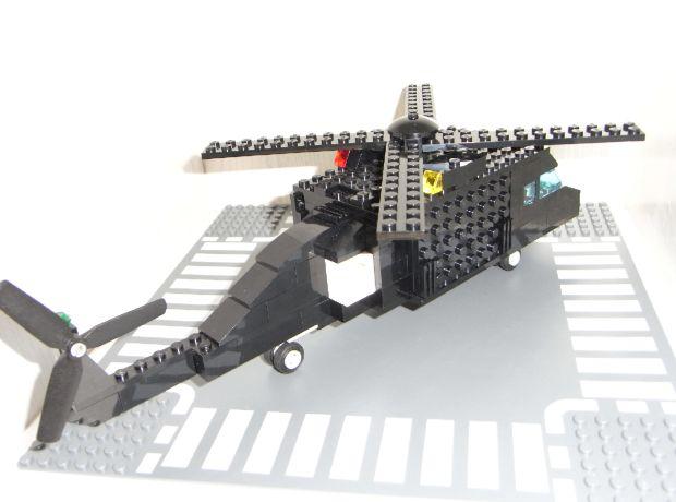 輸送ヘリ2