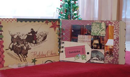 クリスマス ミニブック 2