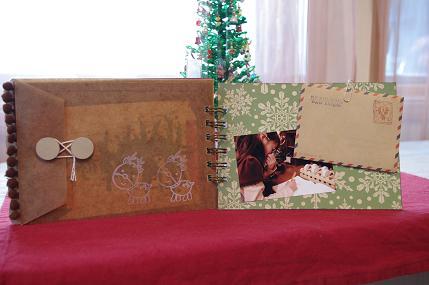 クリスマス ミニブック 3
