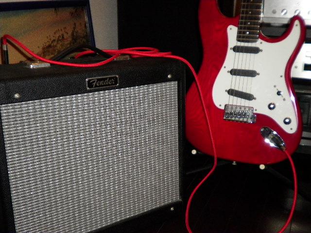 アンプ・ギター