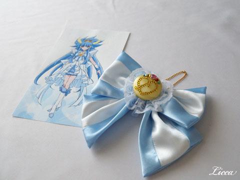 プリンセスフォーム風バッグチャームキュアビューティ