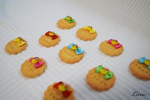 スマイルプリキュア風クッキーのマグネット2