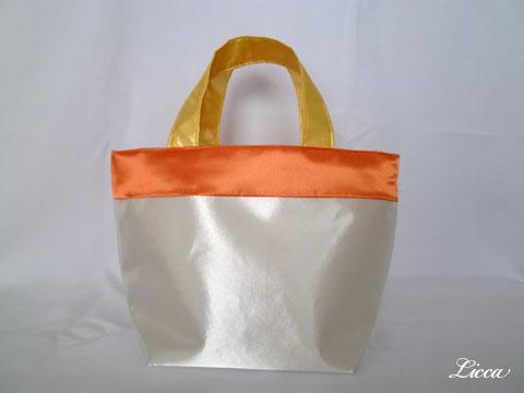 ハートキャッチプリキュアキュアサンシャイン衣装風バッグ3