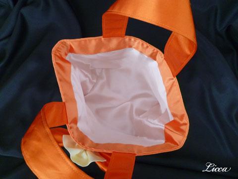 スマイルプリキュアキュアサニー衣装風バッグ5