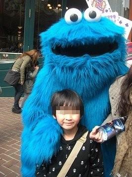 クッキーモンスター