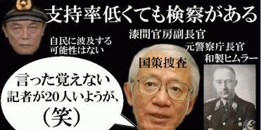 検察組織犯罪2