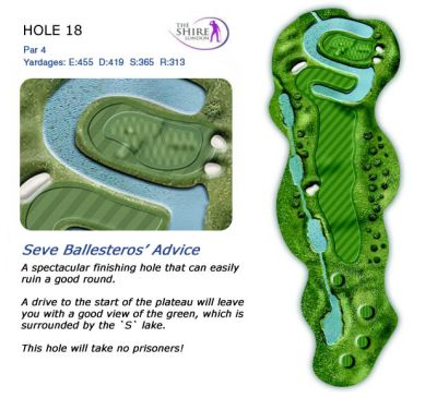 The Shire hole18 mini