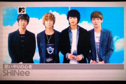 MTV-SHINee message2