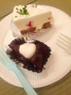 丹波:ケーキ