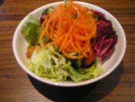 ヘルシーランチ サラダ