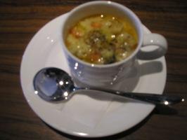 ヘルシーランチ スープ