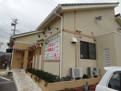 農家レストラン 葉菜の舎 幸田店のお店の外観
