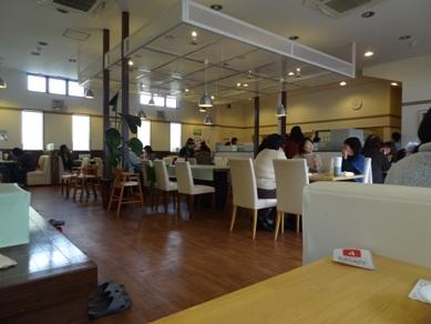 農家レストラン 葉菜の舎 幸田店の店内の様子