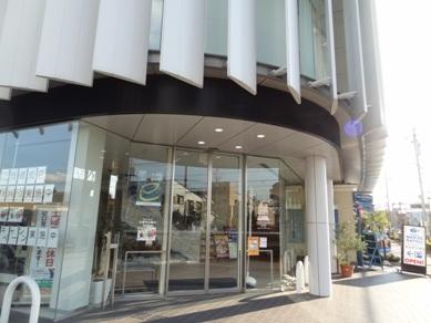 マルデナポリのお店の外観