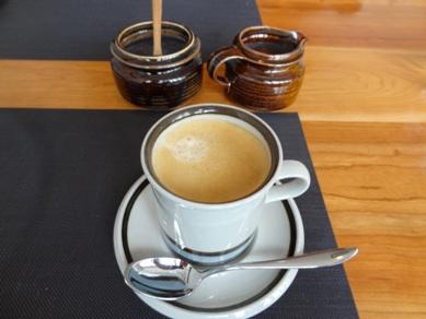 ドリンクのコーヒー