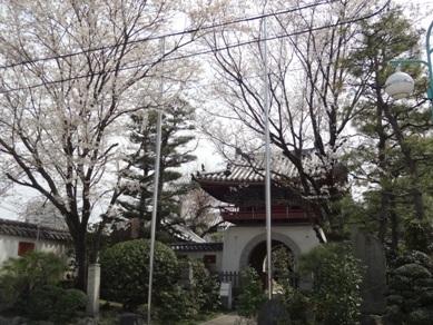 刈谷市銀座の円通山松秀寺