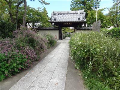 稲沢市の円光寺1